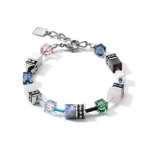 4905-30-0705 Coeur de Lion armband Blue-Green