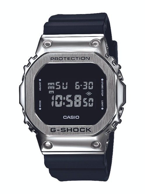 GM-5600-1ER Casio G-shock Classic steel