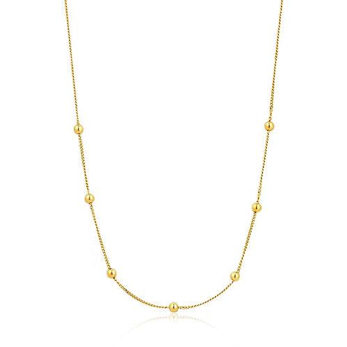Ania Haie N002-03G Modern Beaded Necklace M