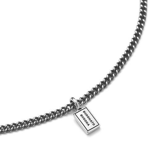 671 Buddha to Buddha necklace 75 cm