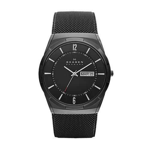 SKW6006 Skagen Melbye horloge