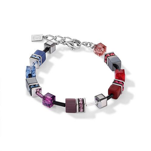 2840-30-1578 Coeur de Lion armband multicolor