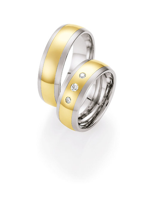 88-05000 Collection Ruesch White Style Gold & Steel Selection
