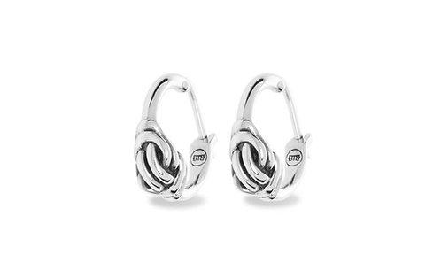 441 Buddha to Buddha Katja Mix Earring Silver