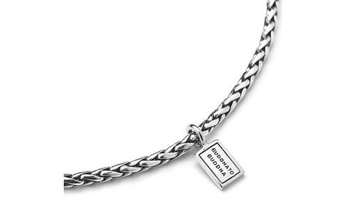 716 Buddha to Buddha George XS Necklace silver 50cm