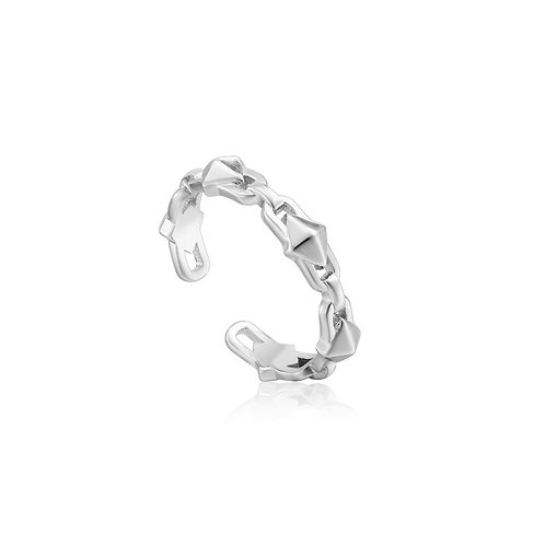 Ania Haie R025-02H Spike adjustable ring S
