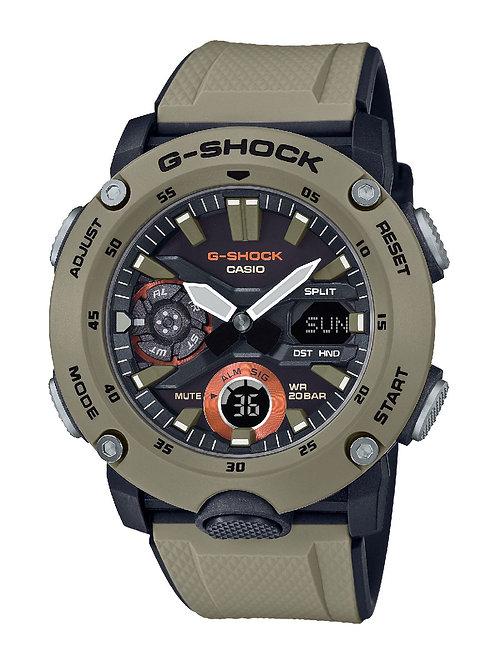GA-2000-5AER Casio g-Shock carbon