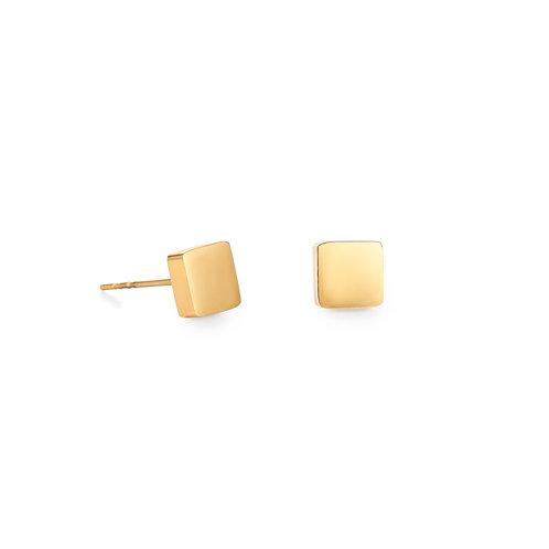0400-21-1600 Coeur de Lion oorknoppen vierkant