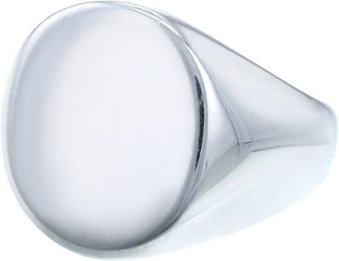 AZ-RG002-A-020 ring Signet - Inox  Aze Jewels