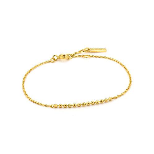 Ania Haie B002-01G Modern Multiple Balls Bracelet M