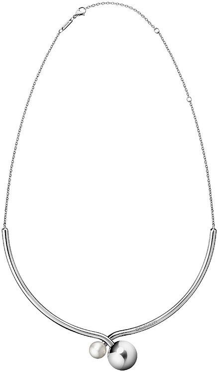 KJ9RMJ040300 Calvin Klein Bubly collier