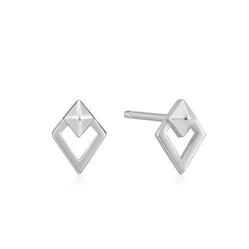 Ania Haie E025-08H Spike diamond stud earrings