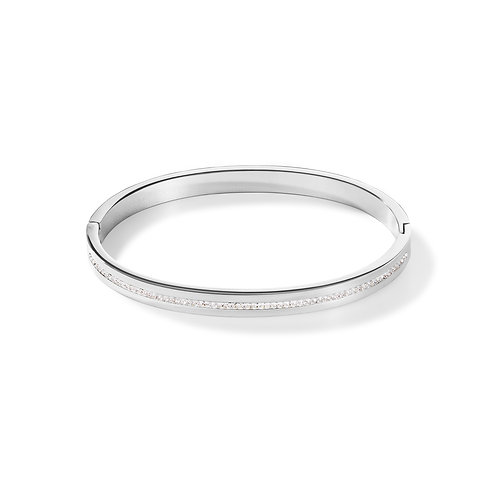 0126-37-1800 Coeur de Lion bangle crystal
