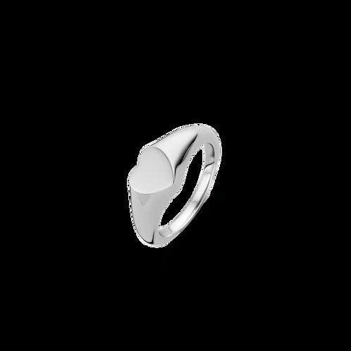 12221SI Ti Sento zilveren ring