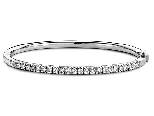 25370AW Moments Classics armband met zirconia