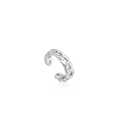 Ania Haie E021-05H Curb Chain Ear Cuff S
