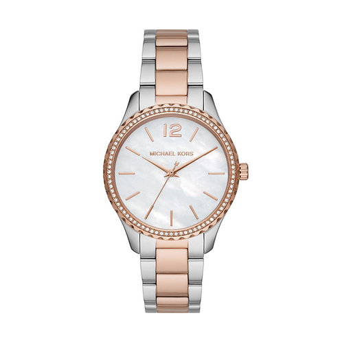MK6849 Michael Kors Layton horloge