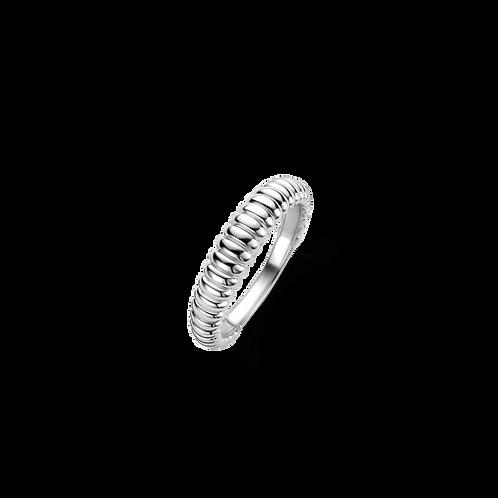 12218SI Ti Sento zilveren ring