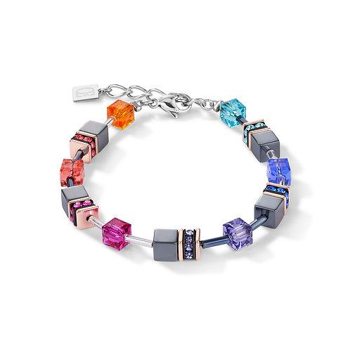 4015-30-1500 Coeur de Lion armband multicolor