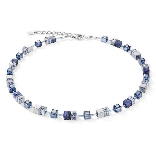 4017-10-0700 Coeur de Lion collier blue
