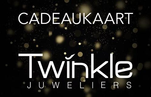 Twinkle Cadeaukaart t.w.v. 100 euro