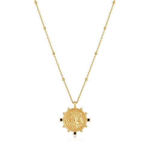 Ania Haie N020-04G Victory Goddess Necklace M