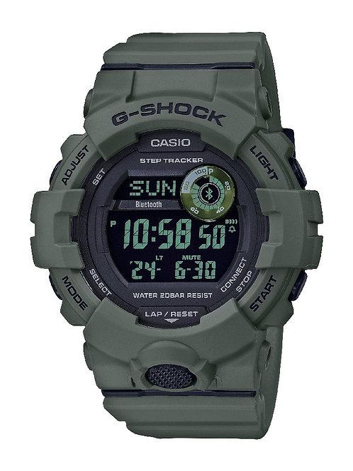 GBD-800UC-3AER Casio G-Shock met stappenteller