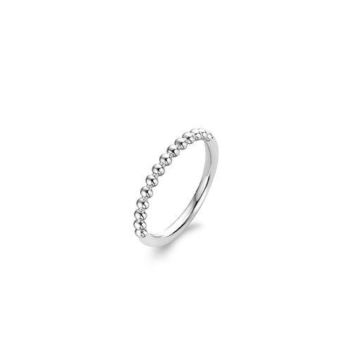 1937SI Ti Sento zilveren ring