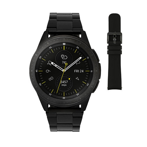 SA.R810BS Samsung Galaxy 42mm Smartwatch