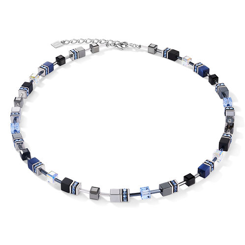 5011-10-0700 Coeur de Lion collier blue