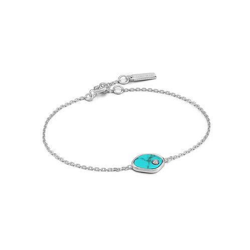 B027-01H  Tidal Turquoise Bracelet
