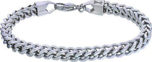 AZ-BM004-A-195 Single V - Inox  Aze Jewels