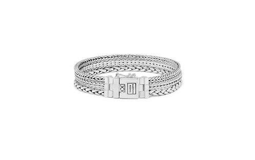 J104 Buddha to Buddha Triple Mini Bracelet