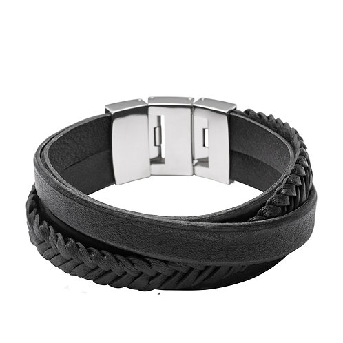 JF02079040 Fossil heren armband