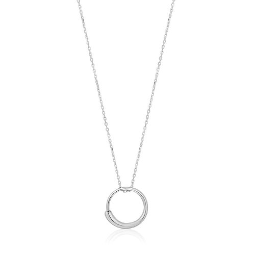 Ania Haie N024-01H Luxe Circle Necklace M