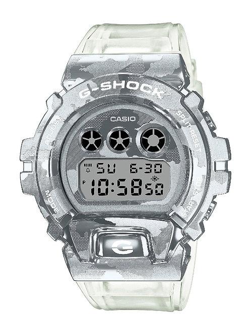 GM-6900SCM-1ER Casio G-Shock camo/ transparant