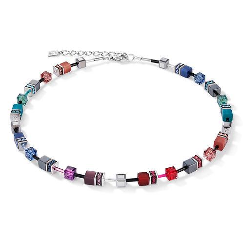 2840-10-1578 Coeur de Lion collier Multicolor