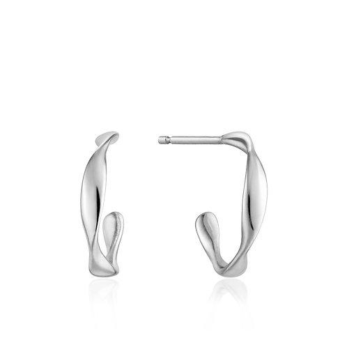 Ania Haie E015-01H Twist Mini Hoop Earrings S