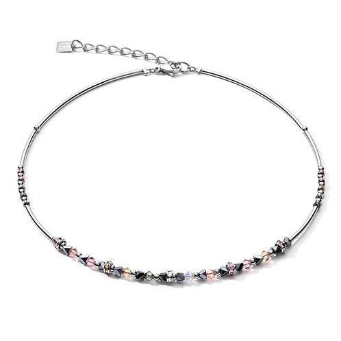 5082-10-0227 Coeur de Lion collier Peach-Rose