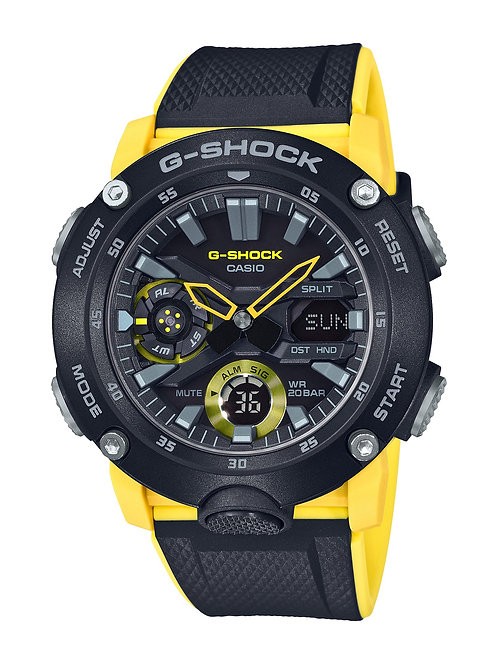 GA-2000-1A9ER Casio G-Shock