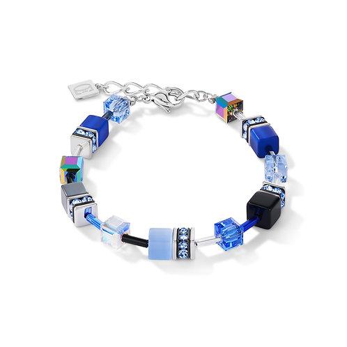 4014-30-0712 Coeur de Lion armband blue grey
