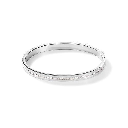 0126-33-1800 Coeur de Lion bangle crystal