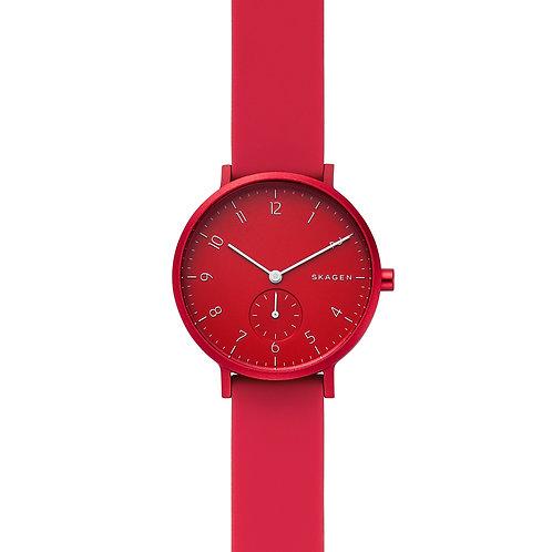 SKW2765 Skagen Aaren horloge