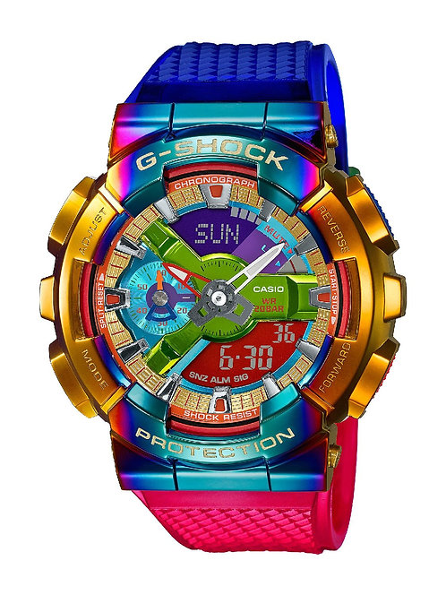 GM-110RB-2AER Casio G-Shock special edition
