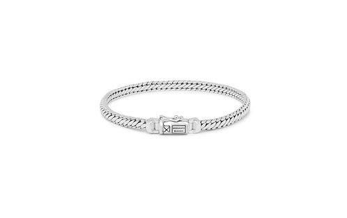 J101 Buddha to Buddha Ben Mini Bracelet Silver
