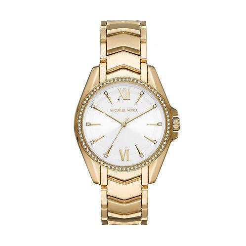 MK6693 Michael Kors horloge Whitney
