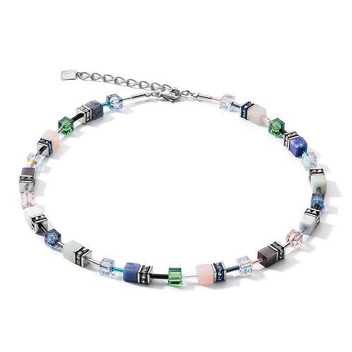 4905-10-0705 Coeur de Lion collier Blue-Green