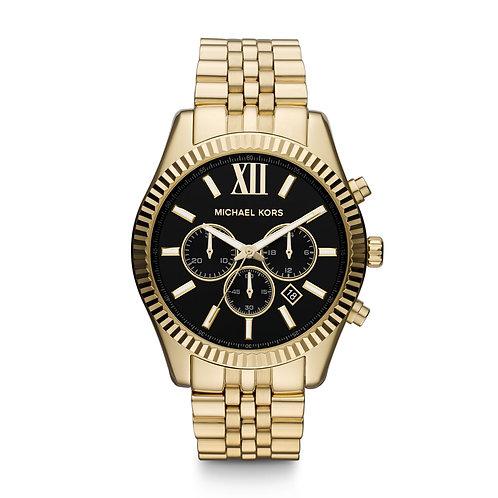 MK8286 Michael Kors Lexington horloge