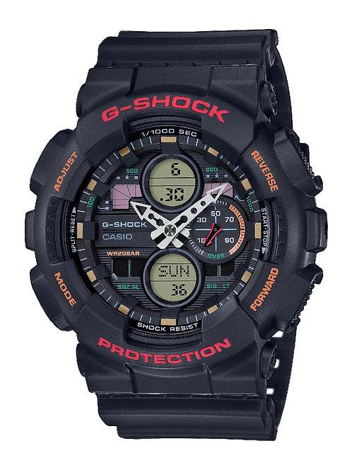 GA-140-1A4ER casio G-shock horloge