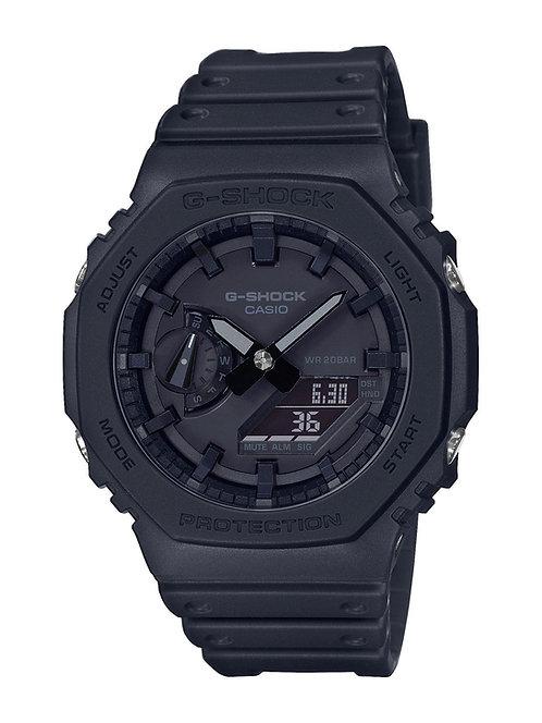 GA-2100-1AER Casio G-Shock analoog digitaal horloge